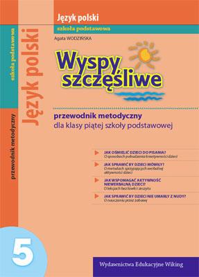 Język polski Przewodnik nauczania - przewodnik metodyczny - szkoła podstawowa - kl. 5