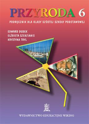 Przyroda kl. 6  - podręcznik - szkoła podstawowa - kl. 6