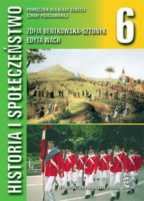Historia ispołeczeństwo kl. 6  - podręcznik - szkoła podstawowa - kl. 6
