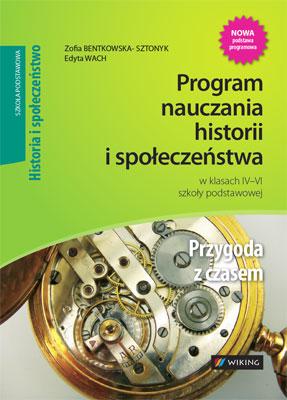 Historia ispołeczeństwo kl. 4-6 Przygoda zczasem - program nauczania - szkoła podstawowa - kl. 4, 5, 6