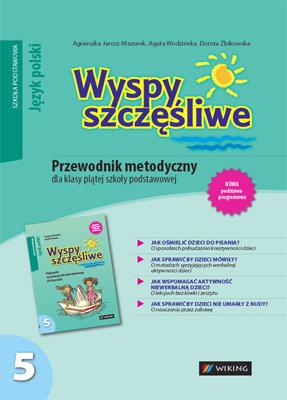 Język polski kl. 5 Przewodnik metodyczny - przewodnik metodyczny - szkoła podstawowa - kl. 5