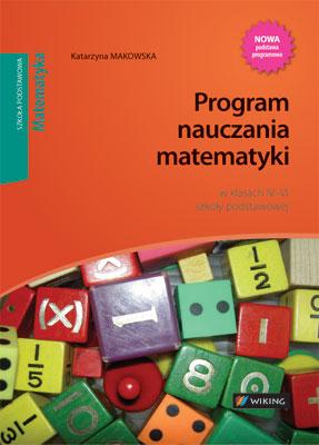 Matematyka kl. 4-6 Łatwa matematyka - program nauczania - szkoła podstawowa - kl. 4, 5, 6