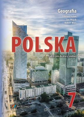 Geografia kl.7 Polska - podręcznik - szkoła podstawowa - kl. 7