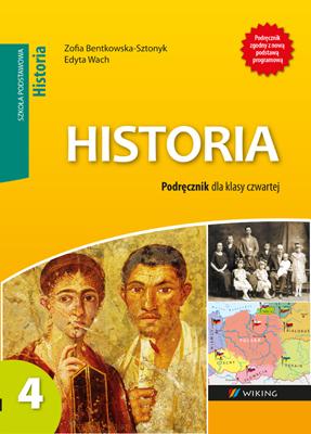Historia kl.4  - podręcznik - szkoła podstawowa - kl. 4