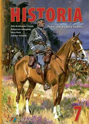 Historia kl. 7  - podręcznik - szkoła podstawowa - kl. 7