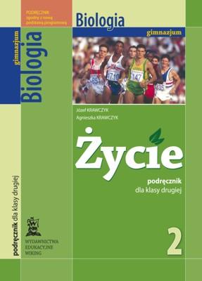Biologia kl. 2 Życie - podręcznik - gimnazjum - kl. 2