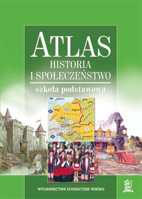 Historia Atlas historia - atlas - szkoła podstawowa - kl. 4, 5, 6