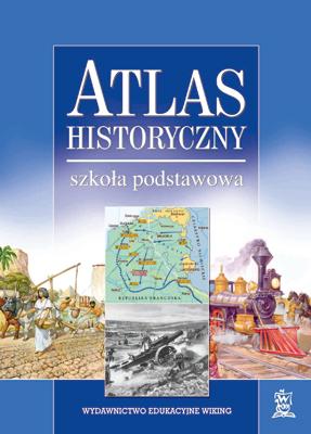 Historia Atlas historyczny - atlas - szkoła podstawowa - kl. 7, 8