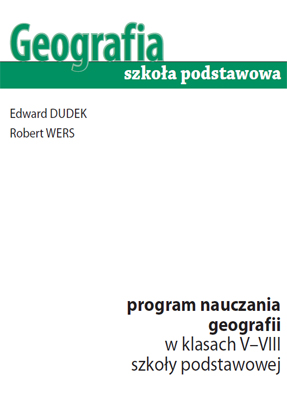 Program nauczania geografii wklasach V–VIII szkoły podstawowej  - program nauczania - szkoła podstawowa - kl. 5, 6, 7, 8