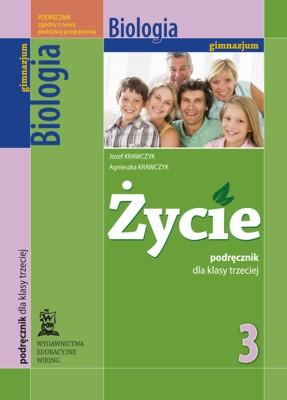 Biologia kl. 3 Życie - podręcznik - gimnazjum - kl. 3