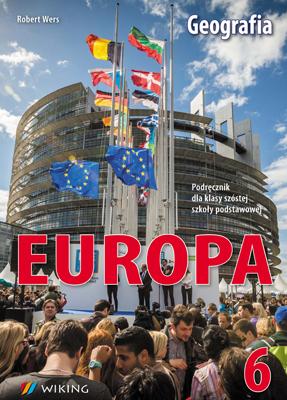 Geografia kl. 6 Europa - podręcznik - szkoła podstawowa - kl. 6