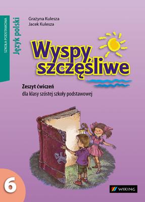 Język polski kl.6 Zeszyt ćwiczeń dojęzyka polskiego - ćwiczenia - szkoła podstawowa - kl. 6