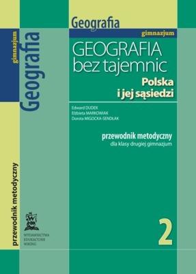 Geografia kl. 2  - przewodnik metodyczny - gimnazjum - kl. 2