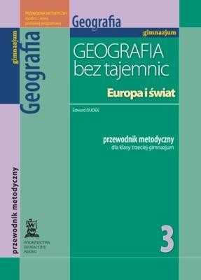 Geografia kl. 3  - przewodnik metodyczny - gimnazjum - kl. 3