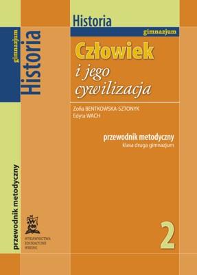 Historia kl. 2  - przewodnik metodyczny - gimnazjum - kl. 2