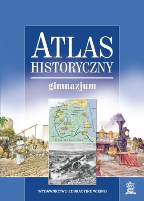 Historia kl. 1-3 Atlas historyczny - atlas - gimnazjum - kl. 2, 3