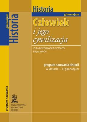 Historia kl. 1-3  - program nauczania - gimnazjum - kl. 2, 3