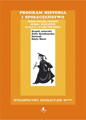 Historia ispołeczeństwo kl. 4-6  - program nauczania - szkoła podstawowa - kl. 4, 5, 6