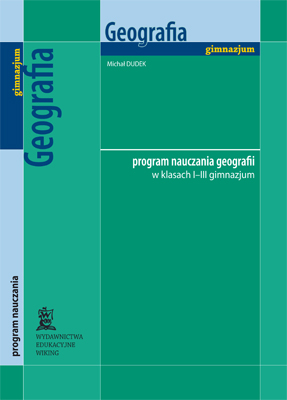 Geografia kl. 1-3  - program nauczania - gimnazjum - kl. 1, 2, 3